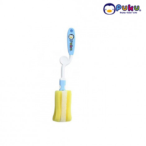 PUKU Bottle Sponge Brush P10411