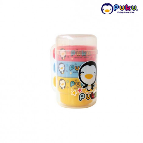 Puku PC Baby Cup 210cc (Set of 3pcs) 14708