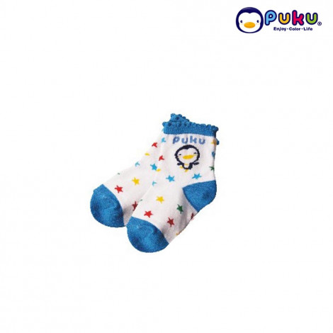 Puku Baby Sock 27017- Blue