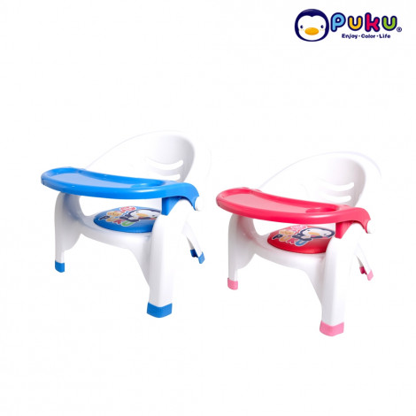 PUKU 30312 BABY PLASTIC ARM CHAIR