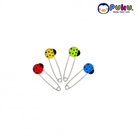 Puku Safety Pin 30532