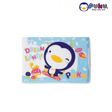 Puku Bantal Bayi Latex 33120-Blue