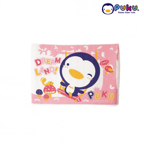 Puku Bantal Bayi Latex 33120-Pink