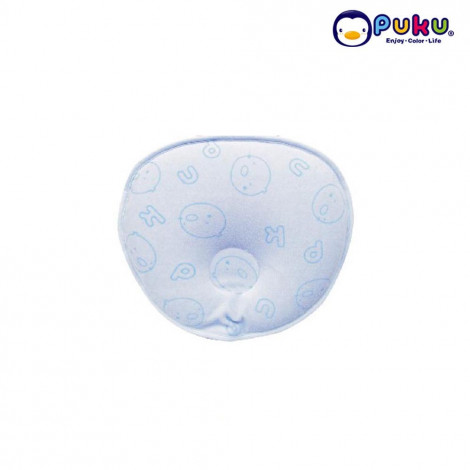 Puku Baby Latex Pillow - P33125 Anti Bacterial