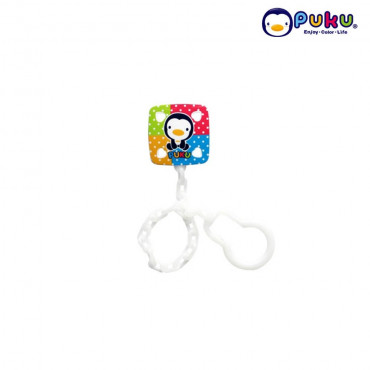 Puku Pacifier Chain - 11112 Squarish