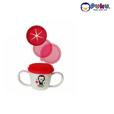 Puku Baby Snack Cup 14319-Red