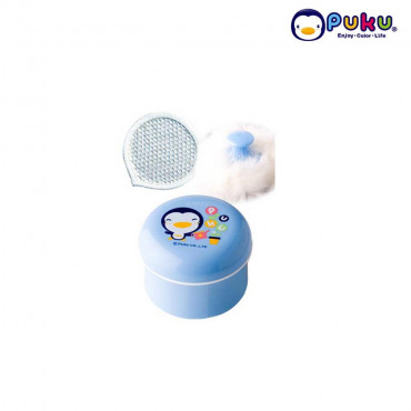 Puku Powder Puff With case 16301