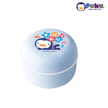 Puku Powder Case w/o puff 16302-Biru