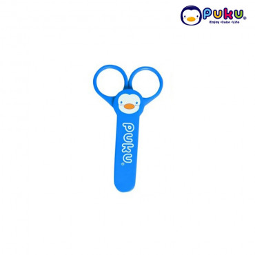 Puku Safety Scissors P16707 Blue