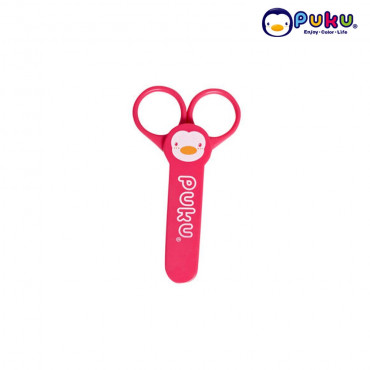 Puku Safety Scissors P16707 Pink
