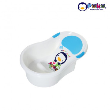 Puku New Born Bath Tub 17008-Blue