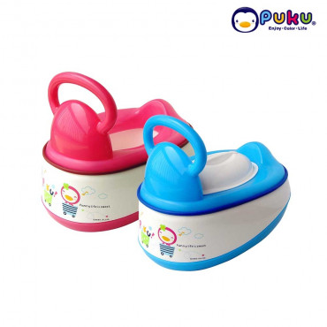 Puku Baby Potty (5in1) 10 Month-2year - 17403