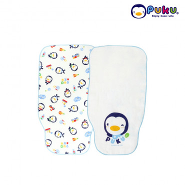 Puku Baby Cloth Sweat Pad 26220-Blue