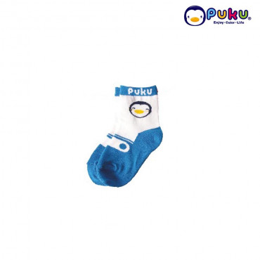 Puku Baby Sock 27018 (0-12 Month) - Blue