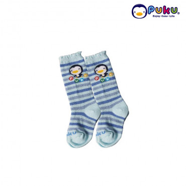 Puku Baby Sock 27021-Blue
