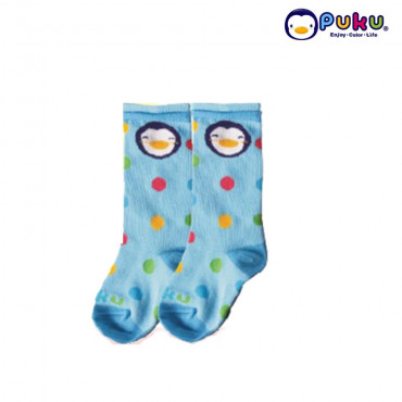 Puku Baby Sock 27032 (0-12 Month) - Blue