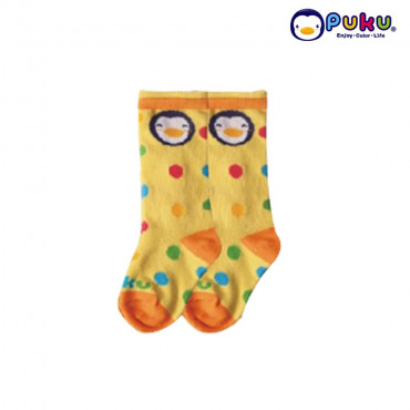 Puku Baby Sock 27032 (0-12 Month) - Yellow