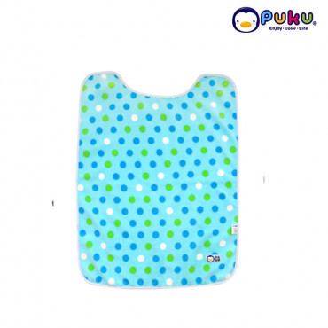 Puku Pulsh Blanket 33718-Blue