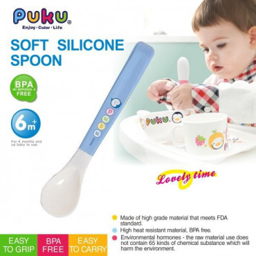 Puku Baby Training Spoon 14306