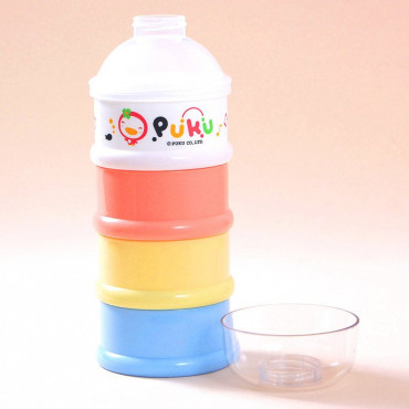 Puku Milk Powder Container 11000 (100 ML)