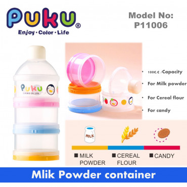 Puku Milk Powder Container 11006 (100 ML)