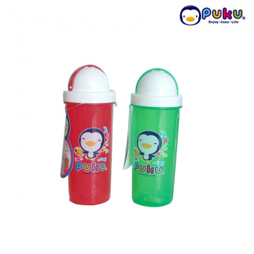 Puku Training Cup With Straw 0517