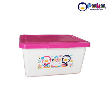Puku Container toys Box 1002 - PINK