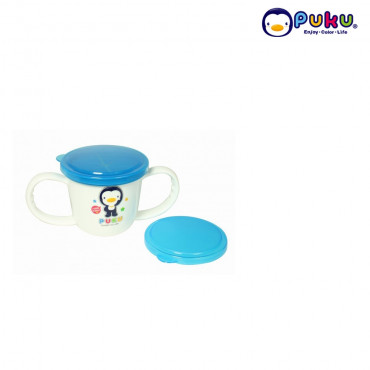 Puku Baby Snack Cup 14319-Blue