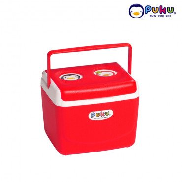 Puku Portable Cooler 3531 - Red