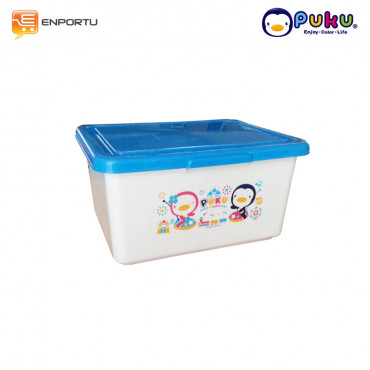 Puku Container toys Box 1002 - BLUE